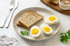 Вегетарианские яйца - фото шаг 11