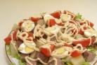 """Khansky"" salatası"