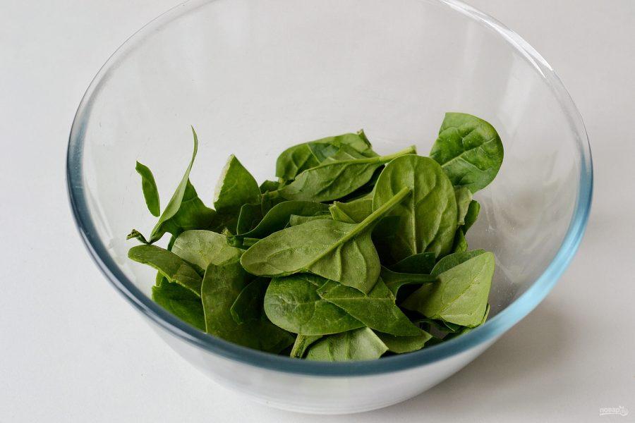 Салат из нута и свеклы