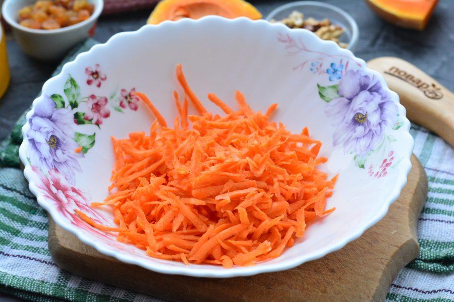 """Салат """"Оранжевое настроение"""""""