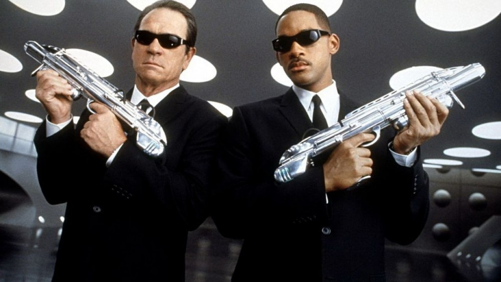 Men in Black (1997) - Will Smith movies