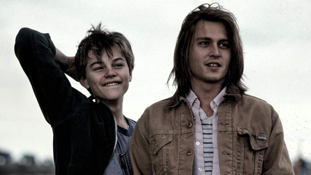 What's Eating Gilbert Grape (1993) - Johnny Depp movies