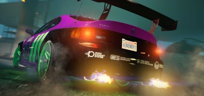GTA Online with a special feature for PS5 and XSX S. Rockstar announces GTA  Online Los Santos Tuners