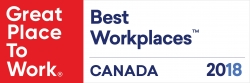 Electromate Inc. Recognized as a Best Workplace™ in Canada
