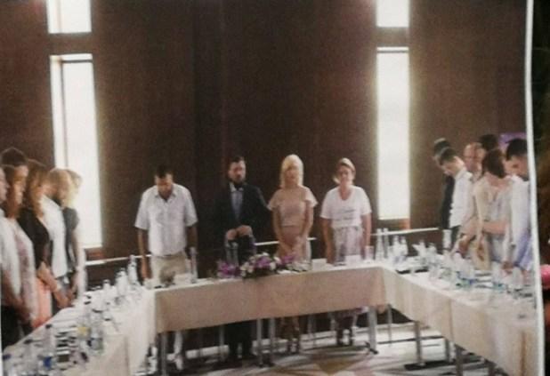 Клименко у Москві, збори ради директорів