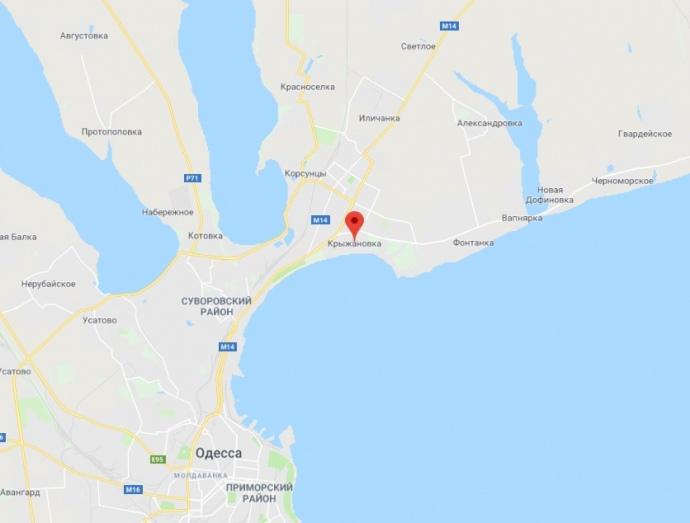 В Одесі перекрили ще одну дорогу, є постраждала