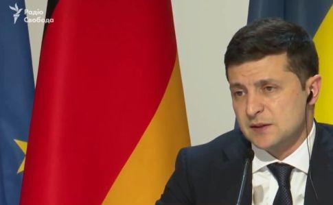 Зеленський пообіцяв новий договір із Путіним щодо газу