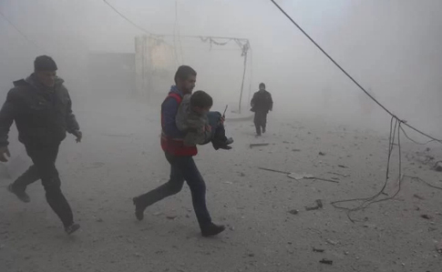Гейлі: Метою США є притягнути до відповідальності монстра, який здійснив хіматаку в Сирії