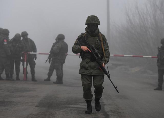 """Волга: """"Ситуация на Украине беременна войной"""""""