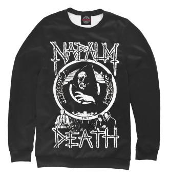 Мужской Свитшот Napalm Death