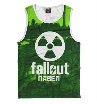 Мужская Майка Fallout-Павел