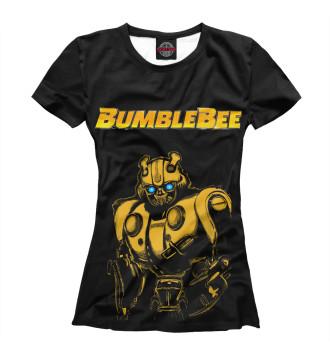 Женская Футболка Bumblebee