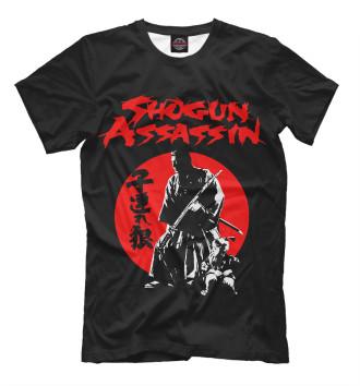Мужская Футболка Shogun Assassin