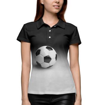 Женское Поло Football