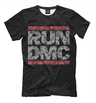 Мужская Футболка Run-DMC