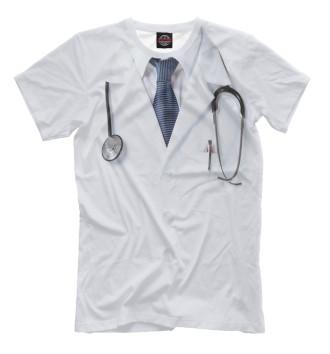 Футболка для мальчиков Я лучший доктор
