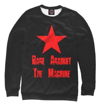 Мужской Свитшот Rage Against the Machine