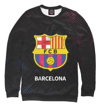 Женский Свитшот Barcelona / Барселона