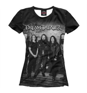Женская Футболка Dream Theater