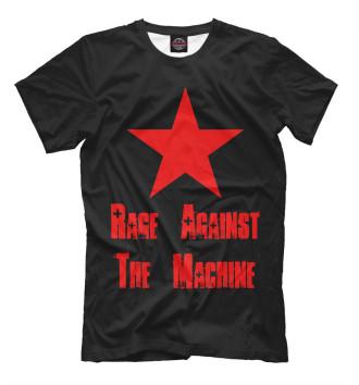 Мужская Футболка Rage Against the Machine
