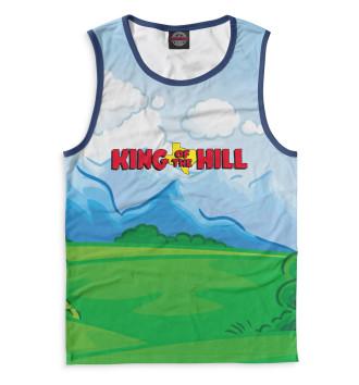 Мужская Майка King of the Hill