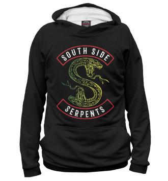 Женское Худи South Side Serpents