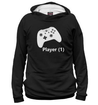 Женское Худи Xbox Player 1