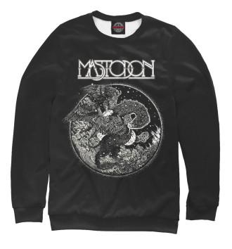 Женский Свитшот Mastodon