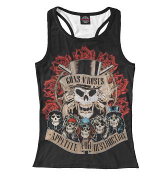 Женская Борцовка Guns N' Roses