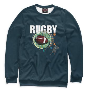 Мужской Свитшот Rugby