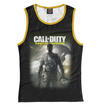 Женская Майка Call of Duty