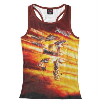 Женская Борцовка Judas Priest - Firepower