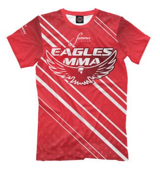 Мужская Футболка Eagles MMA