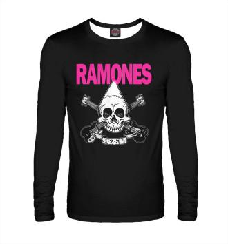 Мужской Лонгслив Ramones