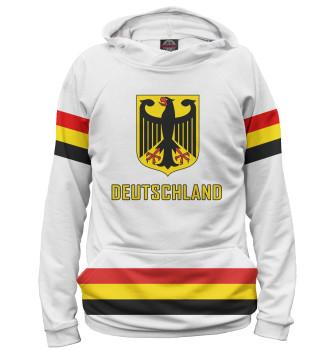 Мужское Худи Сборная Германии