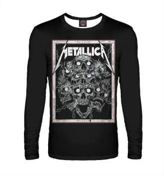 Мужской Лонгслив Metallica
