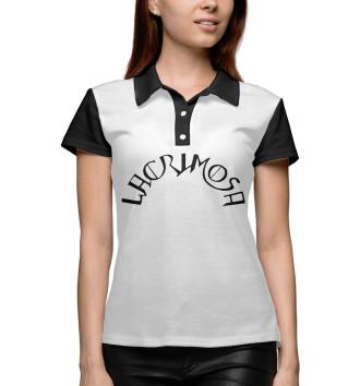Женское Поло Lacrimosa