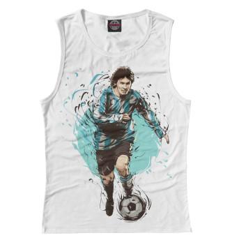 Женская Майка Messi
