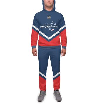 Мужской Спортивный костюм Washington Capitals