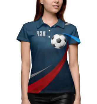 Женское Поло Все на футбол!