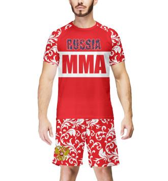 Мужская Комплект MMA Russia