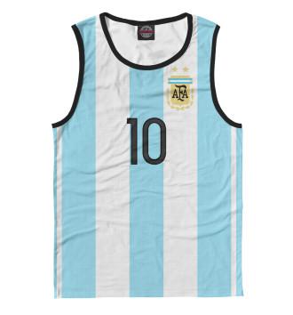 Майка для мальчиков Месси Форма Сборной Аргентины