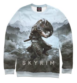 Мужской Свитшот Skyrim