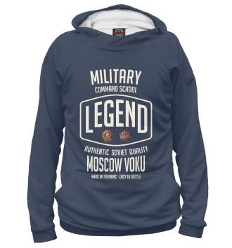 Мужское Худи Московское ВОКУ