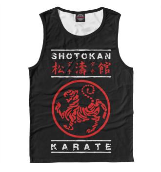 Мужская Майка Shotokan Karate