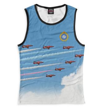 Женская Майка ВВС