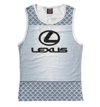 Женская Майка Lexus