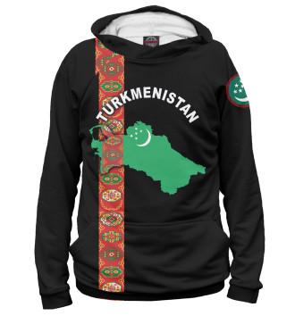 Мужское Худи Туркмения