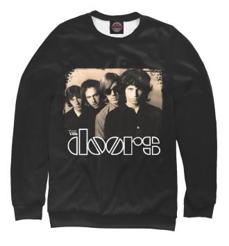 Женский Свитшот группа The Doors и Джим Моррисон