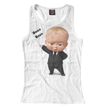 Женская Борцовка Boss Baby - Босс Молокосос